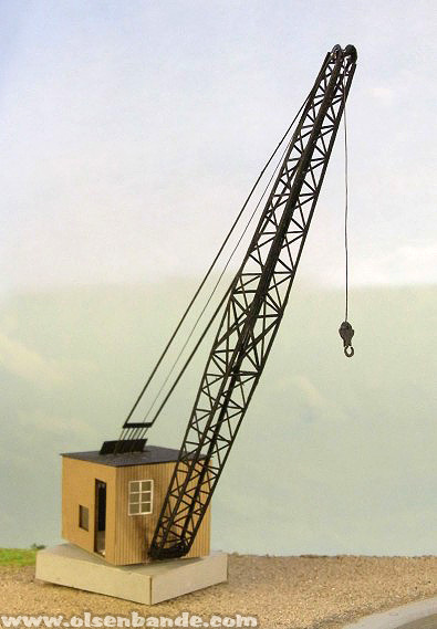 modelleisenbahn epokemodeller stellwerk kran u a. Black Bedroom Furniture Sets. Home Design Ideas