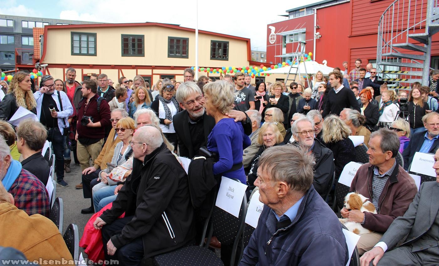 News Rückblick Eröffnung Der Olsenbanden Ausstellung In Valby