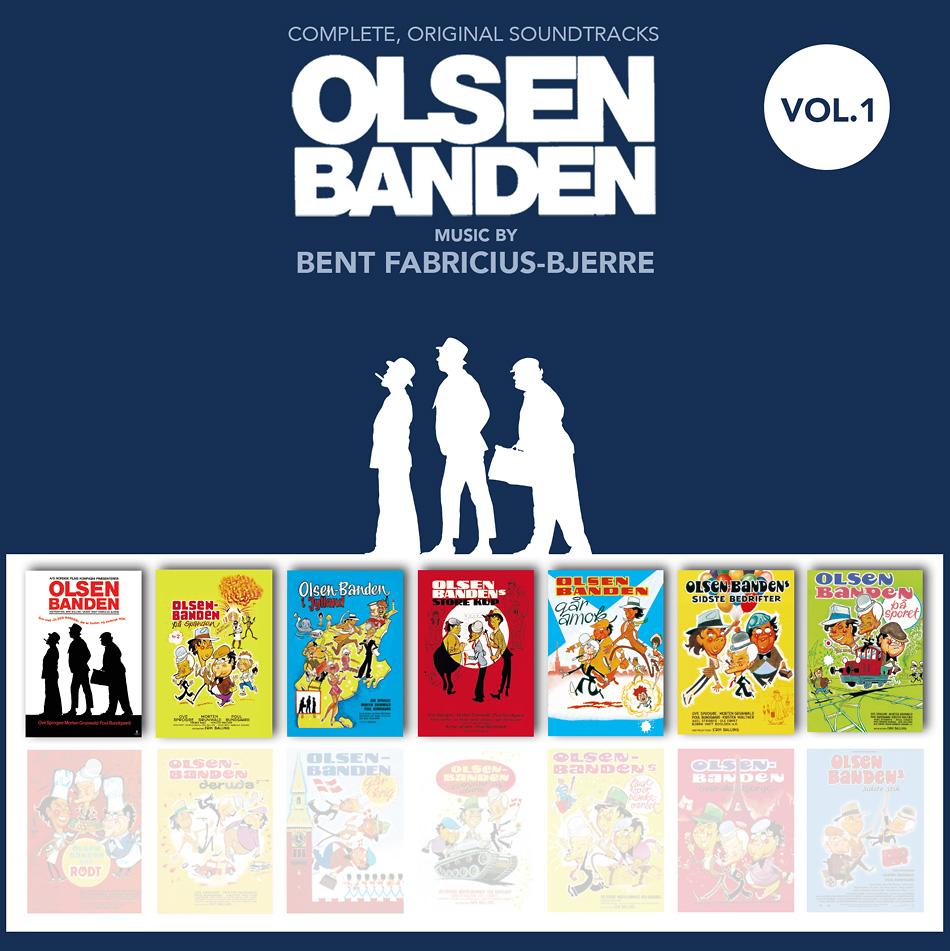 News ~ Erstveröffentlichung: Soundtrack der Olsenbande ...